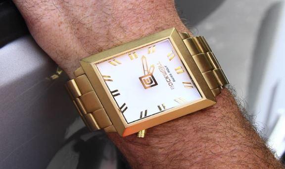50mm gold Los 20 mejores relojes Rockwell de todos los tiempos
