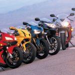 600 supersport shootout 8 cw05comp48b e1552828213243 Cinco impresionantes motos deportivas de la clase 300 para 2019