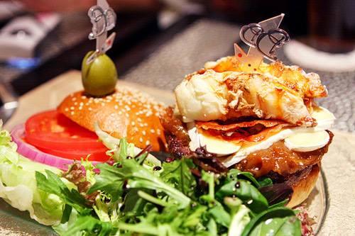 777 Burger 1 1 Las 10 hamburguesas más caras de la historia de los restaurantes