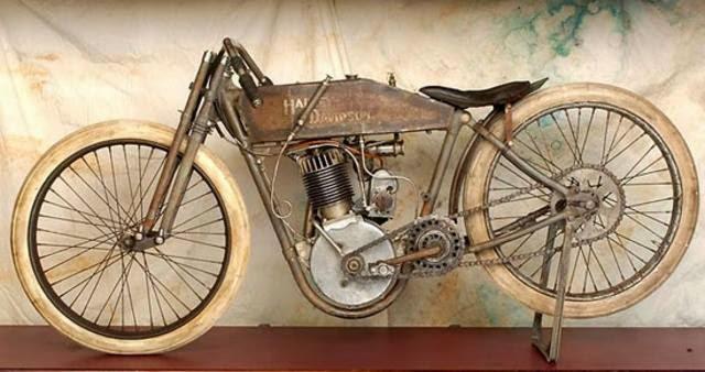 8 Valve Racer 1916–1923 1 1 Las 10 motocicletas Harley Davidson más caras