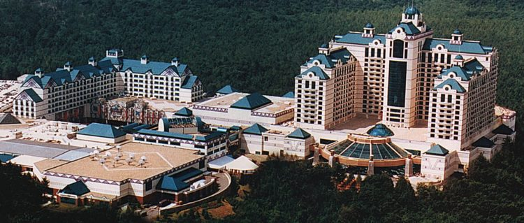 97bb2ddeb7255f909fc5443f1d25a876 e1539725957385 Los cinco mejores hoteles en Foxwoods
