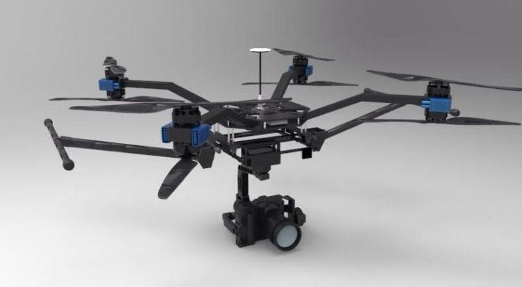 AZ 4K UHD Camera Drone Los 10 drones más caros que puedes comprar