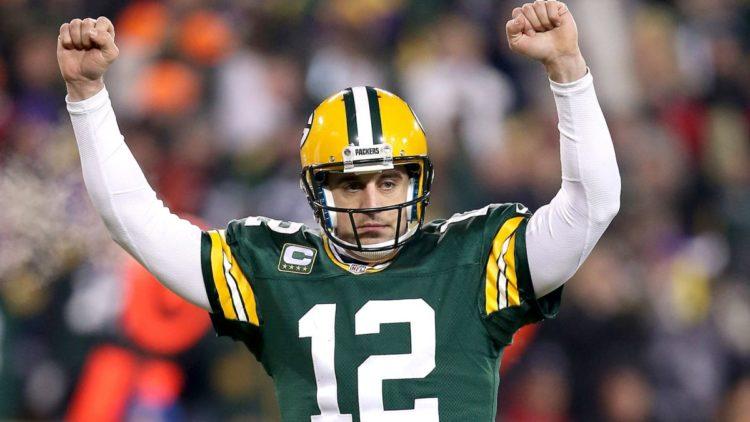 Aaron Rodgers Los 20 mariscales de campo de la NFL más ricos de la historia