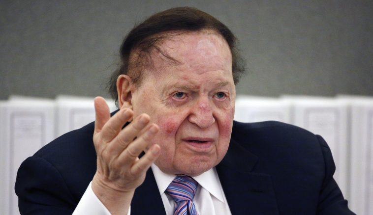 Adelson 10 cosas que no sabías sobre el director ejecutivo de Las Vegas Sands, Sheldon Adelson