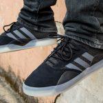 Adidas 3ST.001 Mens Skateboarding Shoes Una mirada más cercana a las zapatillas de skate Adidas 3ST.001 para hombre