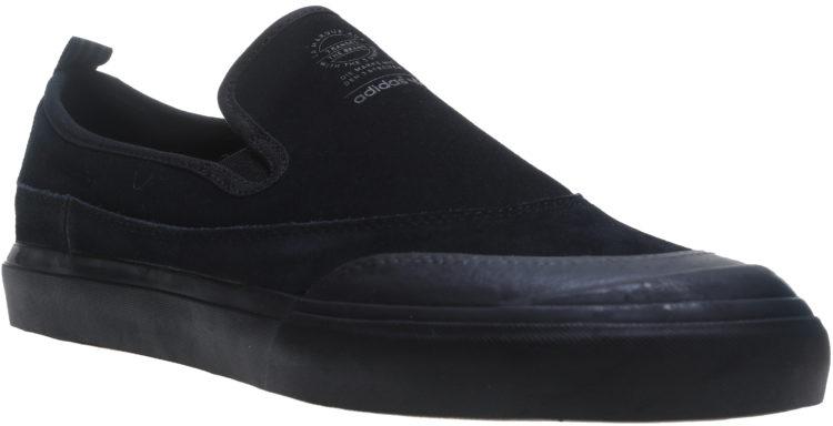 Adidas Men's Matchcourt Slip Skate Shoe Las 10 mejores zapatillas sin cordones del mercado actual