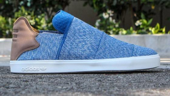 Adidas x Pharrell Williams Vulc Slip On Las 10 mejores zapatillas sin cordones del mercado actual