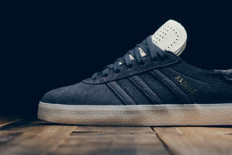 Adidas Gazelle Crafted Pack Navy Gold Clear Sneaker Politics 4 3 Los cinco mejores modelos de Adidas Gazelle en el mercado hoy