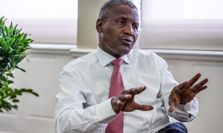 Aliko Dangote El hombre más rico de África
