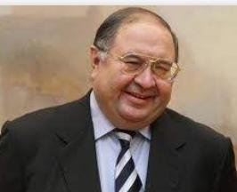 Alisher Usmanov .Las 10 personas más ricas del Reino Unido 2021
