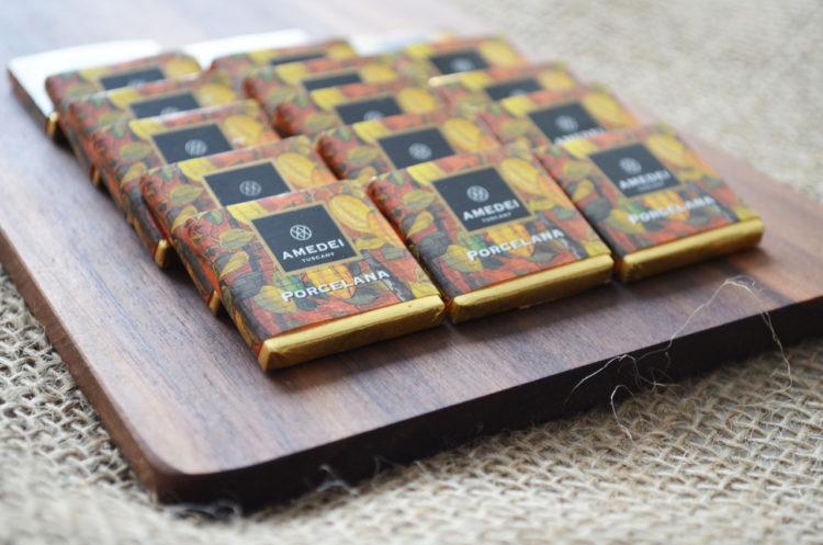 Amedei Porcelana by Amedei 1 Los 10 chocolates más caros del mundo