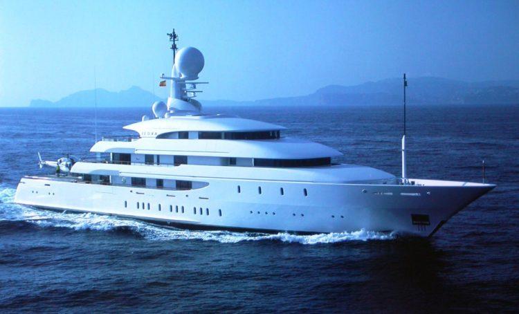 Amels Super Yacht Las diez mejores empresas de yates de 2017
