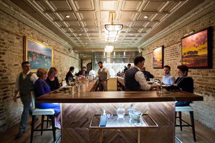 Andrew Cebulka 9069 Los 10 mejores restaurantes en todo Charleston, SC