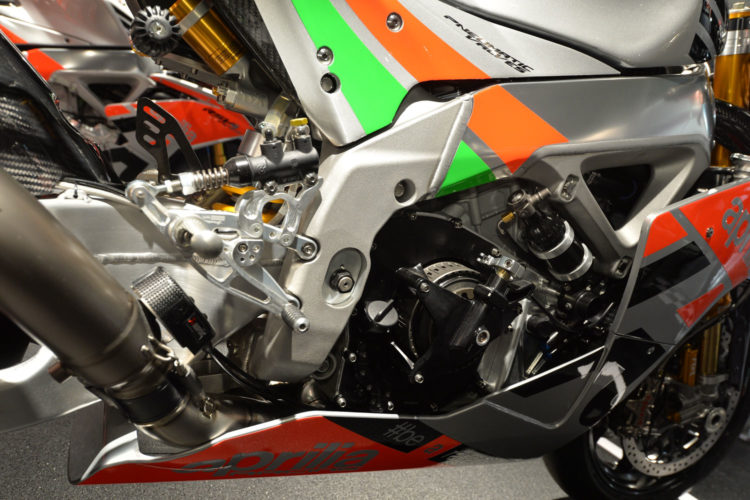Aprilia RSV4 FW GP 5 Las 10 mejores motocicletas italianas de todos los tiempos