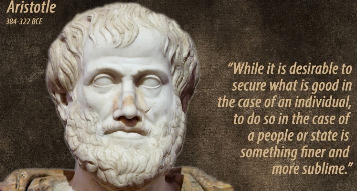 Aristotle 20 citas de Aristóteles que son perfectas para los negocios