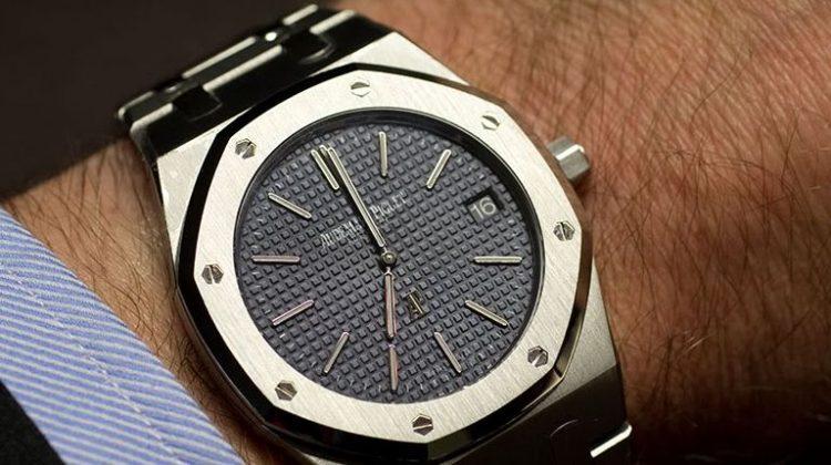 Audemars Piguet Royal Oak Los cinco mejores relojes con calendario que debe buscar en 2017