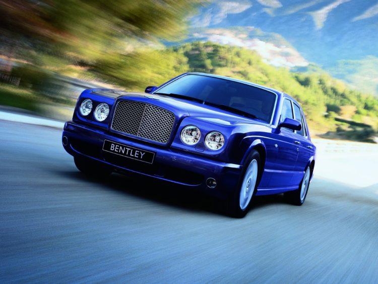 BENTLEY Arnage T 1611 5 La historia y evolución del Bentley Arnage