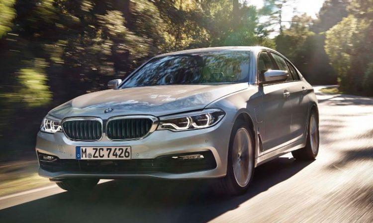 BMW 530e iPerformance Sedan Los 10 mejores sedanes deportivos para buscar en 2018