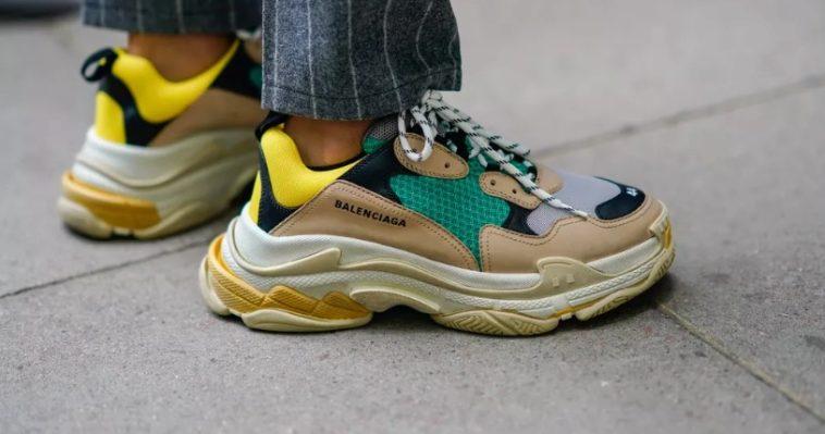 Balenciaga Sneakers Main Ranking de las 10 mejores zapatillas Balenciaga de todos los tiempos