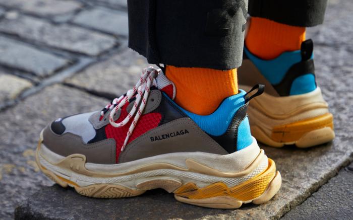 Balenciaga Triple S (Zapato para papá)
