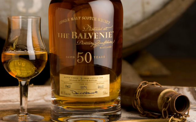 Balvenie 50 Year Old 1912 10 de los whiskies más caros del mundo