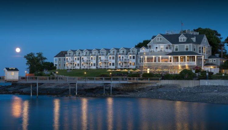 Bar Harbor Inn and Spa