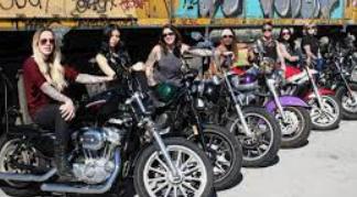 Becky Brown .Los 10 clubes de motociclistas más populares de Estados Unidos