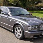 Bentley Arnage Flickr mick Lumix e1533489590898 La historia y evolución del Bentley Arnage