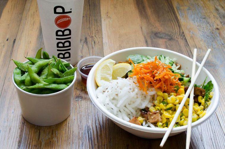 Bibibop Asian Grill ¿Bibibop Asian Grill es la próxima gran franquicia de comida rápida?