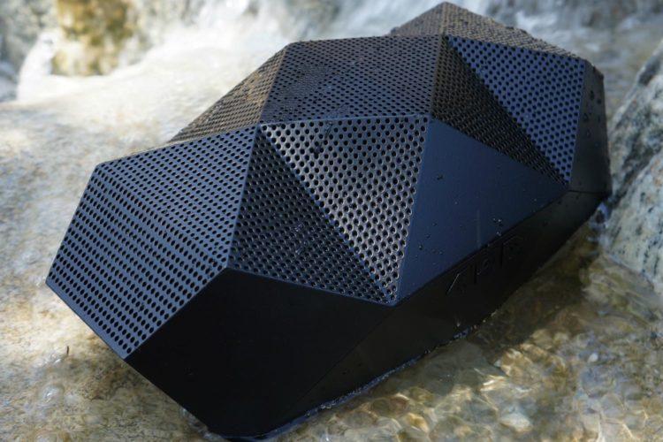 Big Turtle Shell Outdoor Bluetooth Speaker Los 10 productos Kickstarter más populares de 2017