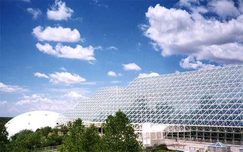 Biosphere 2 ¿Pueden salvar el futuro?