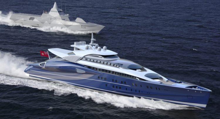 Blohm Boss Super yachts 1 Las diez mejores empresas de yates de 2017
