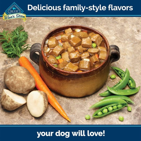 Blue Buffalo Blue's Stew Los 10 alimentos para mascotas más caros del mercado actual
