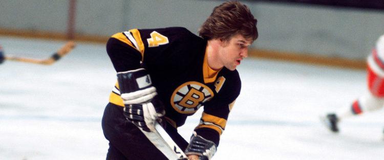 Bobby Orr Los 20 jugadores de la NHL más ricos de todos los tiempos