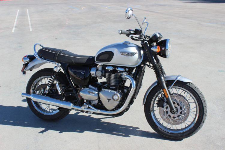 Bonneville T120 Triumph Las 10 mejores motocicletas para principiantes
