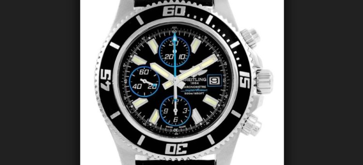 Breitling Aeromarine Superocean Chronograph Ii Reloj para hombre