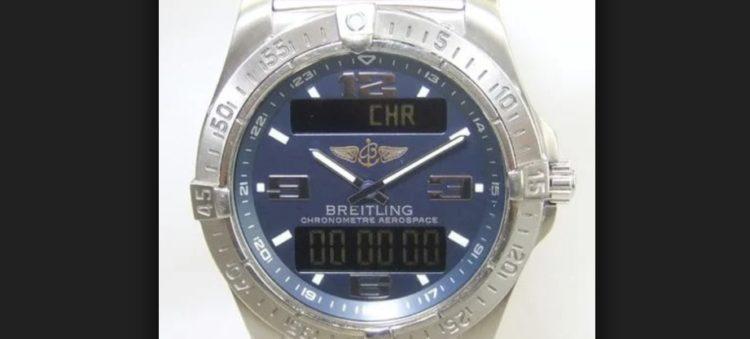 Reloj Breitling Aerospace Avantage para hombre