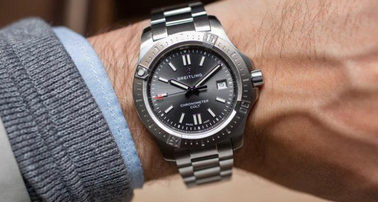 Breitling Colt Automatic Los cinco mejores relojes Breitling Colt que el dinero puede comprar