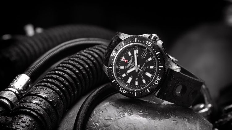 Breitling Superocean 44 acero negro M1739313 / BE92