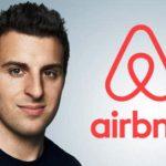 Brian Chesky 10 cosas que no sabías sobre el director ejecutivo de Airbnb