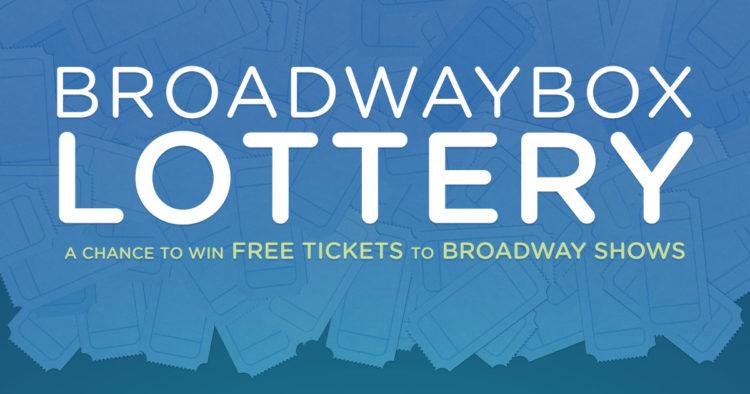 Broadway lottery 10 consejos para conseguir asientos increíbles en espectáculos de Broadway por menos dinero
