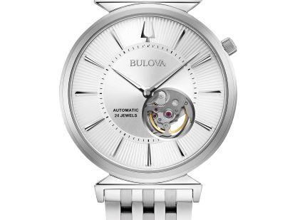 Bulova Regatta Reloj de pulsera de acero inoxidable para hombre