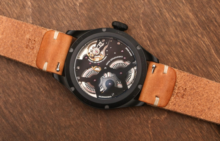 C8 Power Reserve Chronometer Los cinco mejores relojes de Christopher Ward en el mercado hoy