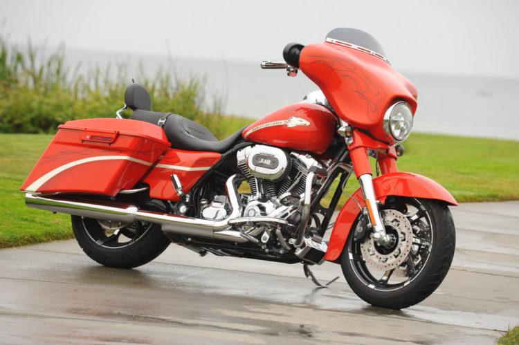 CVO Street Glide 2010 Las 10 motocicletas Harley Davidson más caras