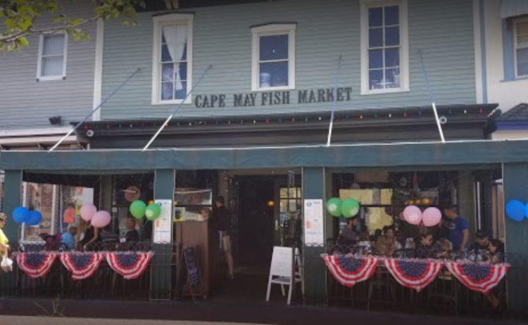 Mercado de pescado de Cape May