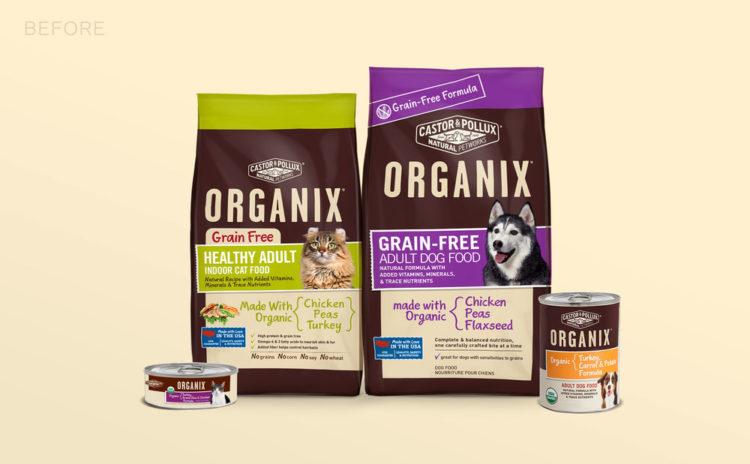 Castor and Pollux Organix Canine Formula 1 1 Los 10 alimentos para mascotas más caros del mercado actual