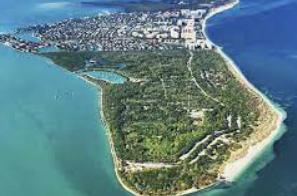 Cayo Biscayne .Las 20 ciudades más ricas de Florida 2021