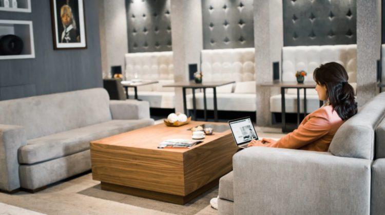 Centurion Lounge Ciudad de México