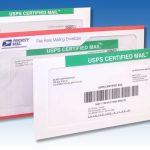 Certified Mail ¿Cuánto cuesta el correo certificado?