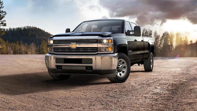 Chevrolet Silverado Seis camionetas pick up caras que querrá conducir al menos una vez